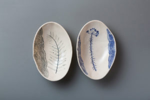 Deep Oval Dishes