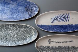 Long Oval Platters